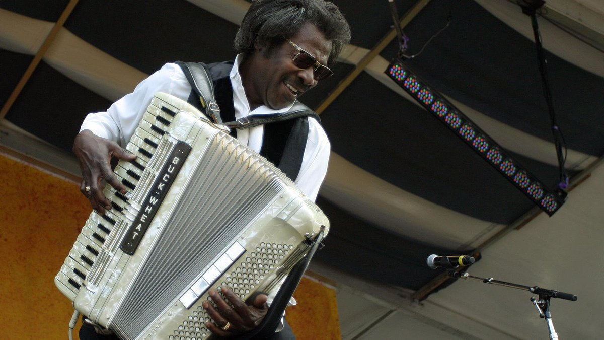 Louisiana accordionist Buckwheat Zydeco, who embodied music genre, dies at age 68
