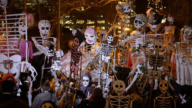 Your complete guide to celebrating Halloween in NYC