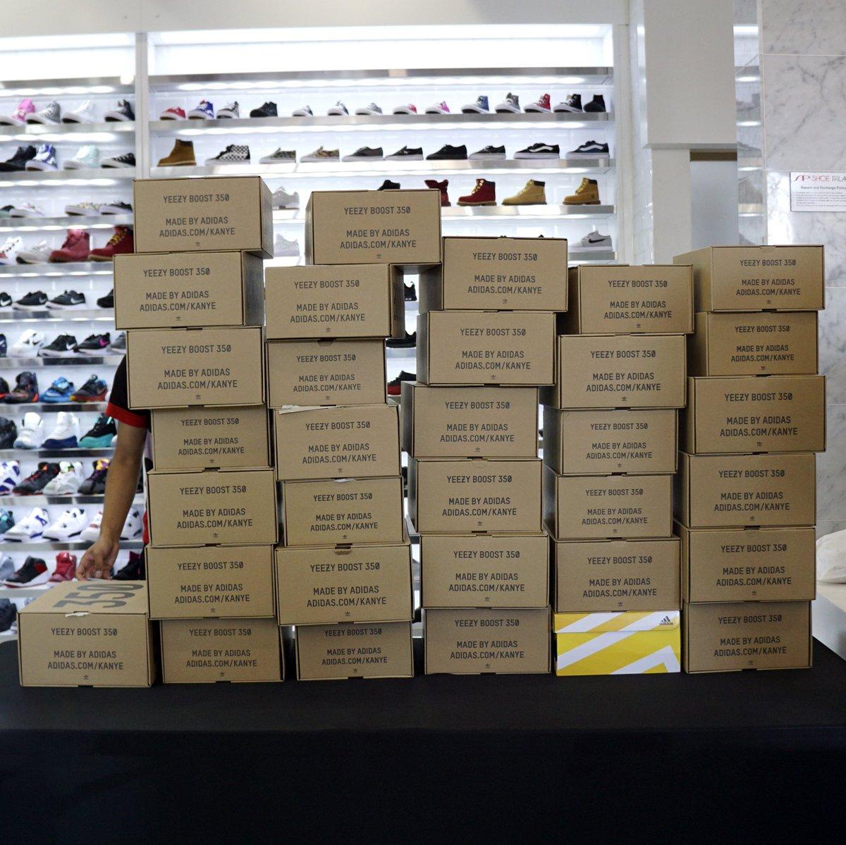 Shoe Palace Online Raffle