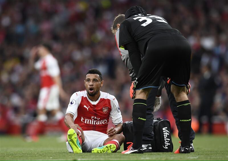 Wenger: Official update on Francis Coquelin injury