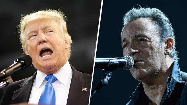 Bruce Springsteen slams Donald Trump's campaign