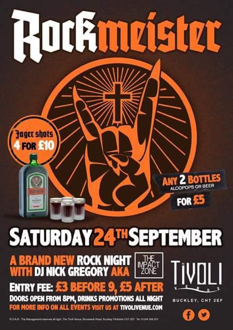 Holy shizz, I'm only bloody doing it!!! @Tivoli_Venue #Rockmeister https://t.co/iB3SQBixy8