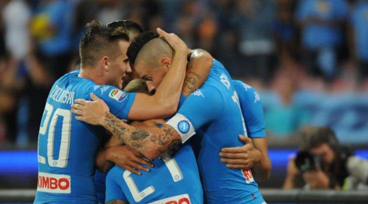 NAPOLI CHIEVO Streaming Rojadirecta, vedere gratis in Diretta TV la partita di Serie A.