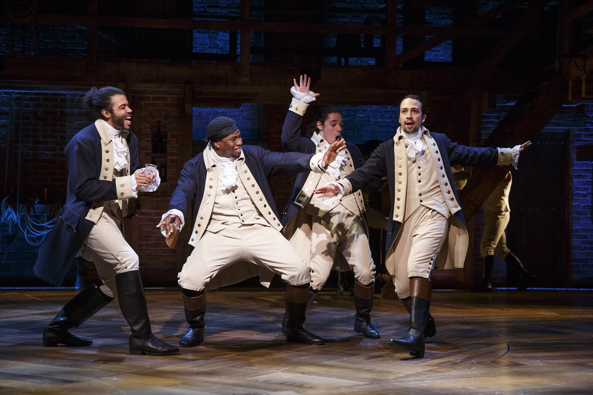 Here's how to enter the 'Hamilton' ticket lottery