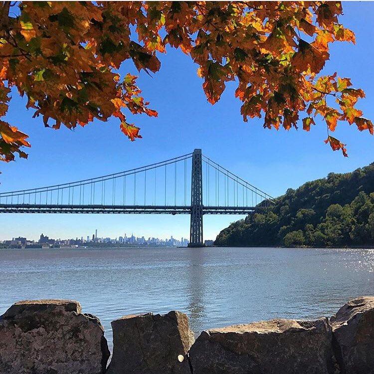 Fall Saturdays.  (: newyorkcitypix/Instagram)