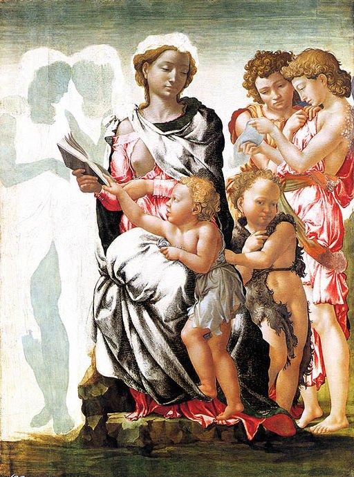 Michelangelo's works -> https://art-art-art.net/michelangelo/ #art #painting