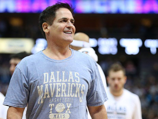 Mark Cuban to get front row seat at presidential debate