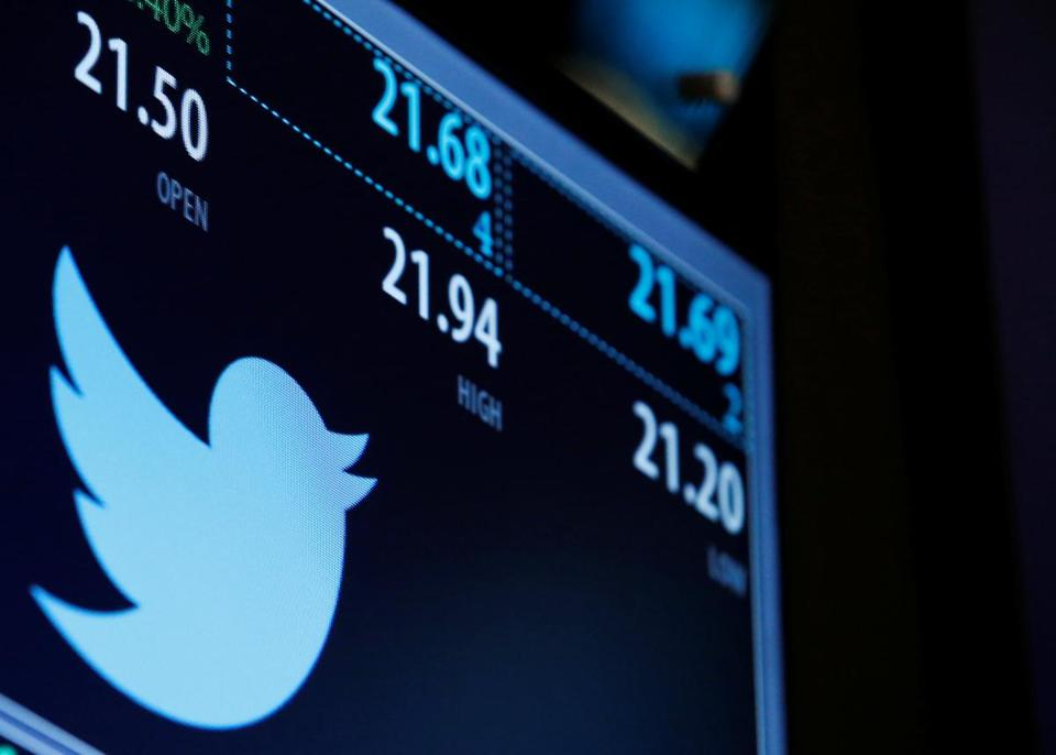 Twitter reportedly in talks with Google, others about takeover