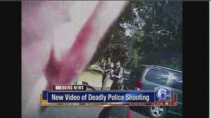 Charlotte police release new video of Keith Lamont Scott shooting