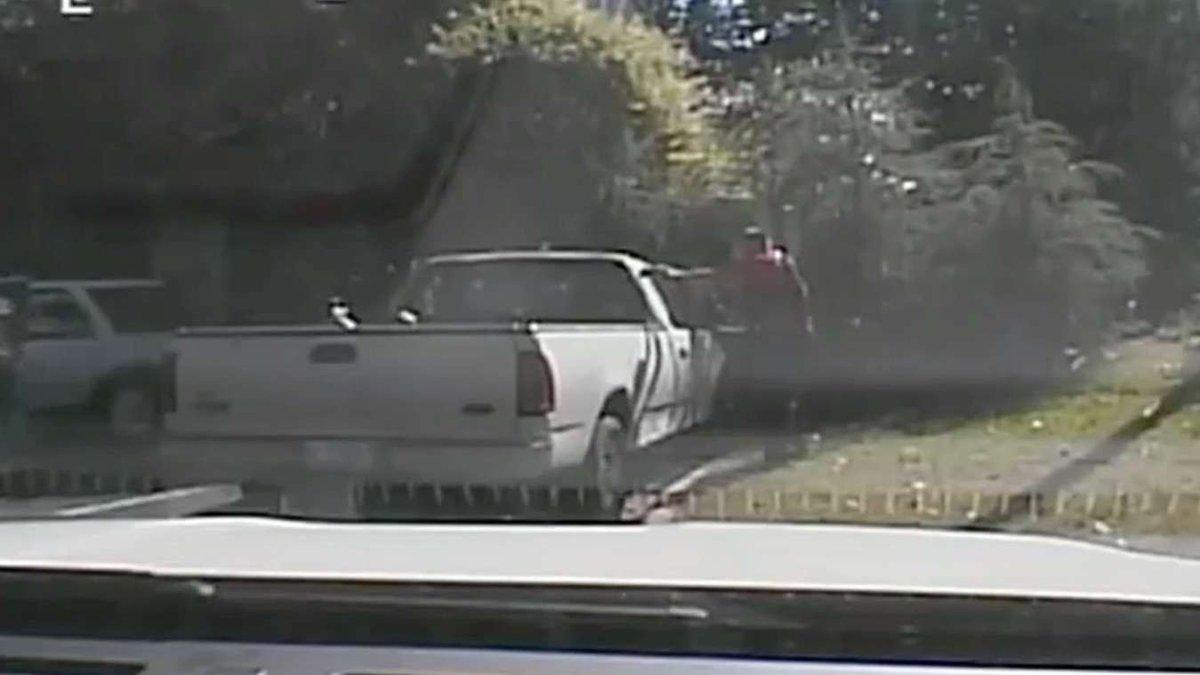 Police in Charlotte, N.C., release video of shooting
