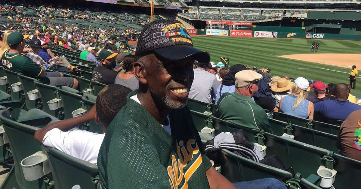 Athletics fans living in baseball purgatory. via @AlSaracevic