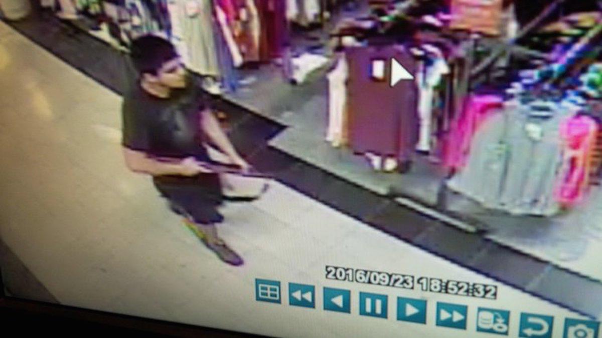 Manhunt underway for Washington Mall gunman