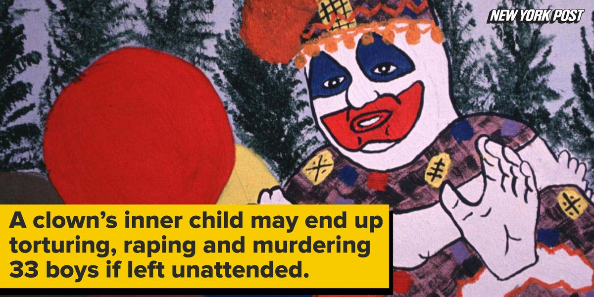 These real-life clown stories are the stuff of nightmares
