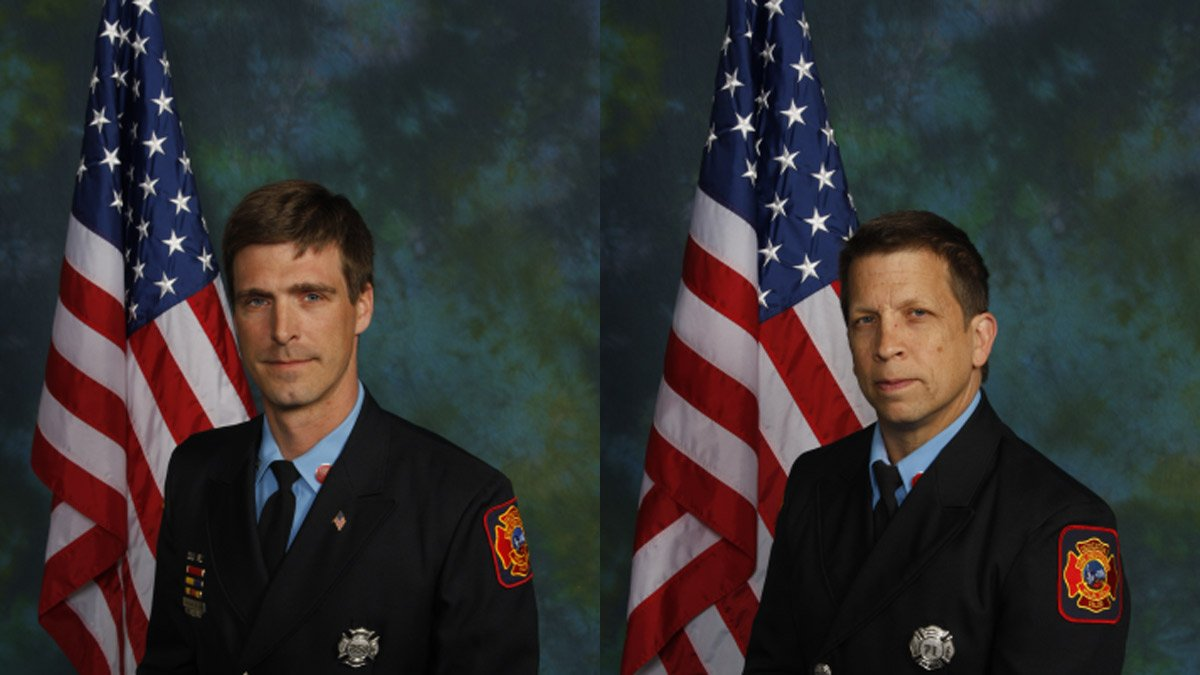 Community mourns firefighters who died during Wilmington house fire