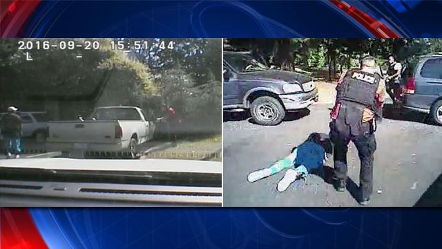Doubts remain after Charlotte police shooting video released