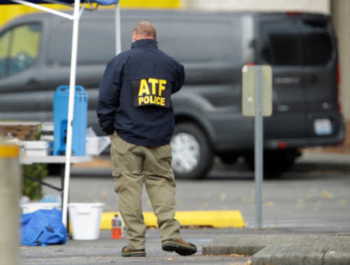 Suspect in deadly Washington state mall shooting in custody, police say