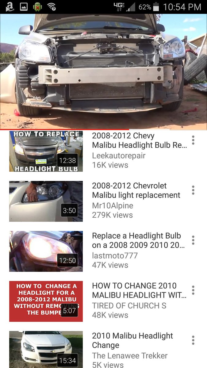 Malibu 2008 chevy malibu headlight bulb replacement : J.C. Retort on Twitter: