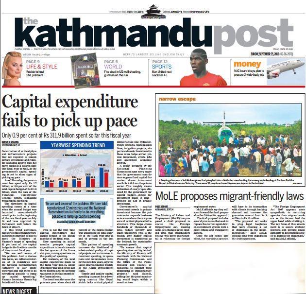 The Kathmandu Post on Twitter: