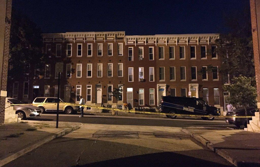 Police: Baltimore shooting leaves 'multiple' people injured