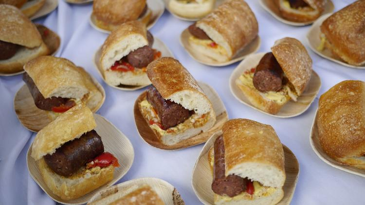 Gallery: The best things we ate on Day 1 of Chicago Gourmet at Millennium Park
