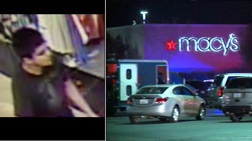 Five killed in shooting at Macy's inside Washington State mall, manhunt underway