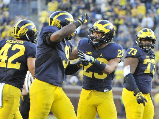 UM eclipses Notre Dame in all-time winning percentage @chengelis