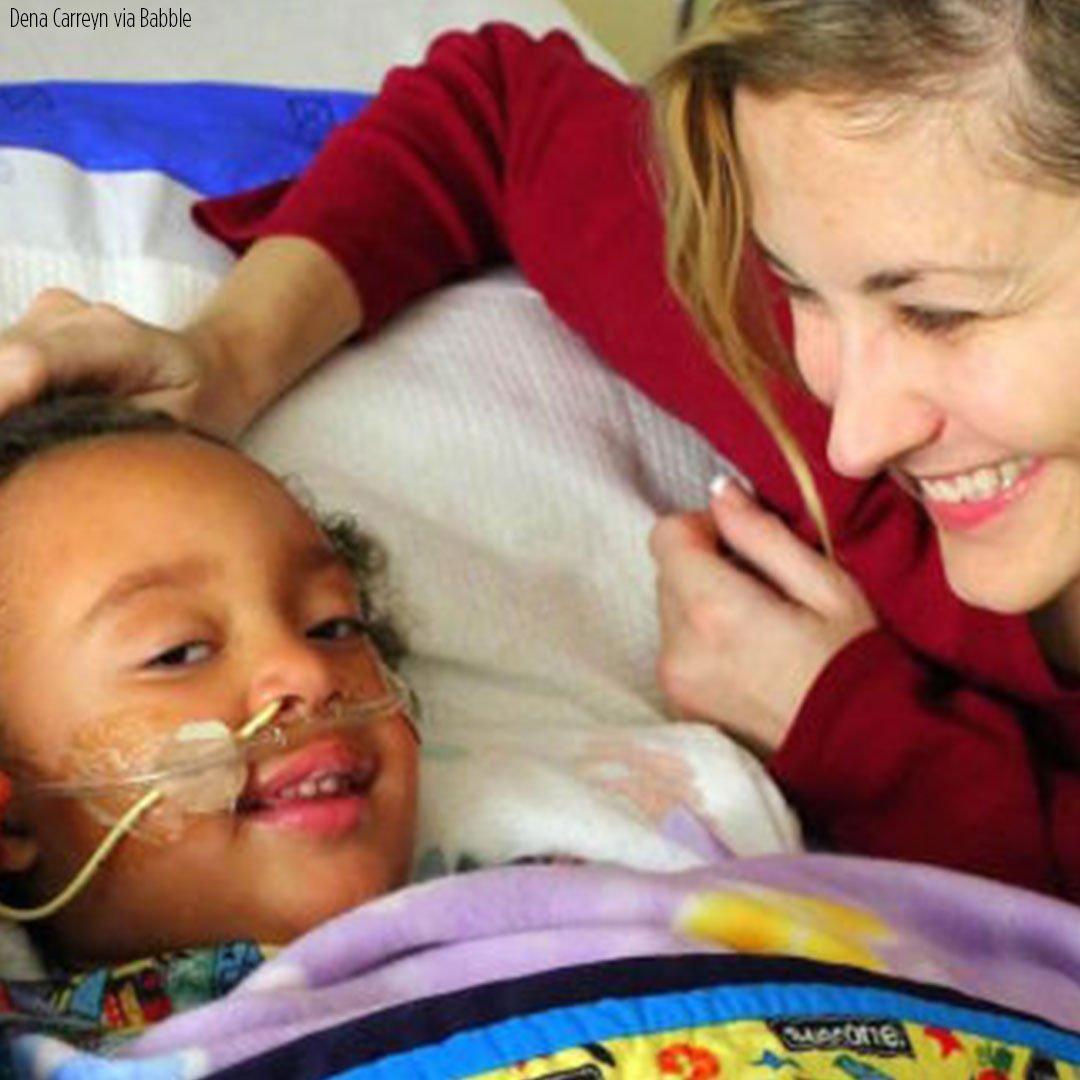 Preschool teacher donates kidney to dying student