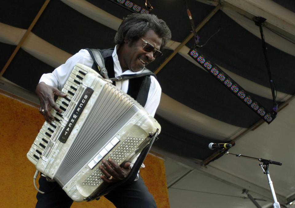 Stanley Dural Jr., a musician with Buckwheat Zydeco, dies at 68.