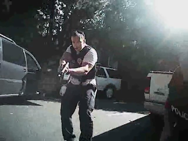 Charlotte police release body and dash camera video of shooting