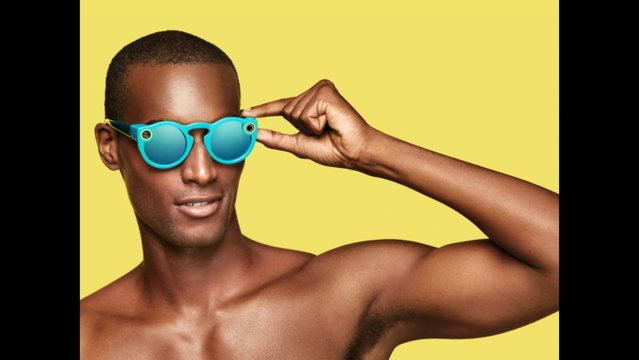 Snapchat introduces video glasses, new name