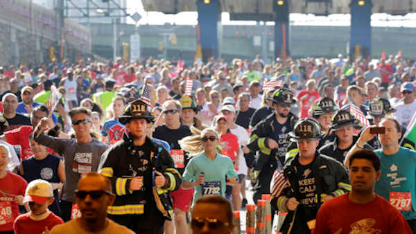 Thousands set to participate in Tunnel to Towers run honoring firefighter who died on 9/11