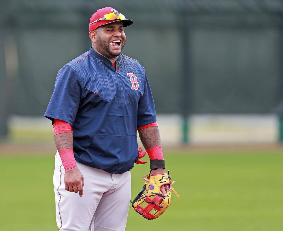 Red Sox notebook: Pablo Sandoval, suddenly, creeps back into the picture