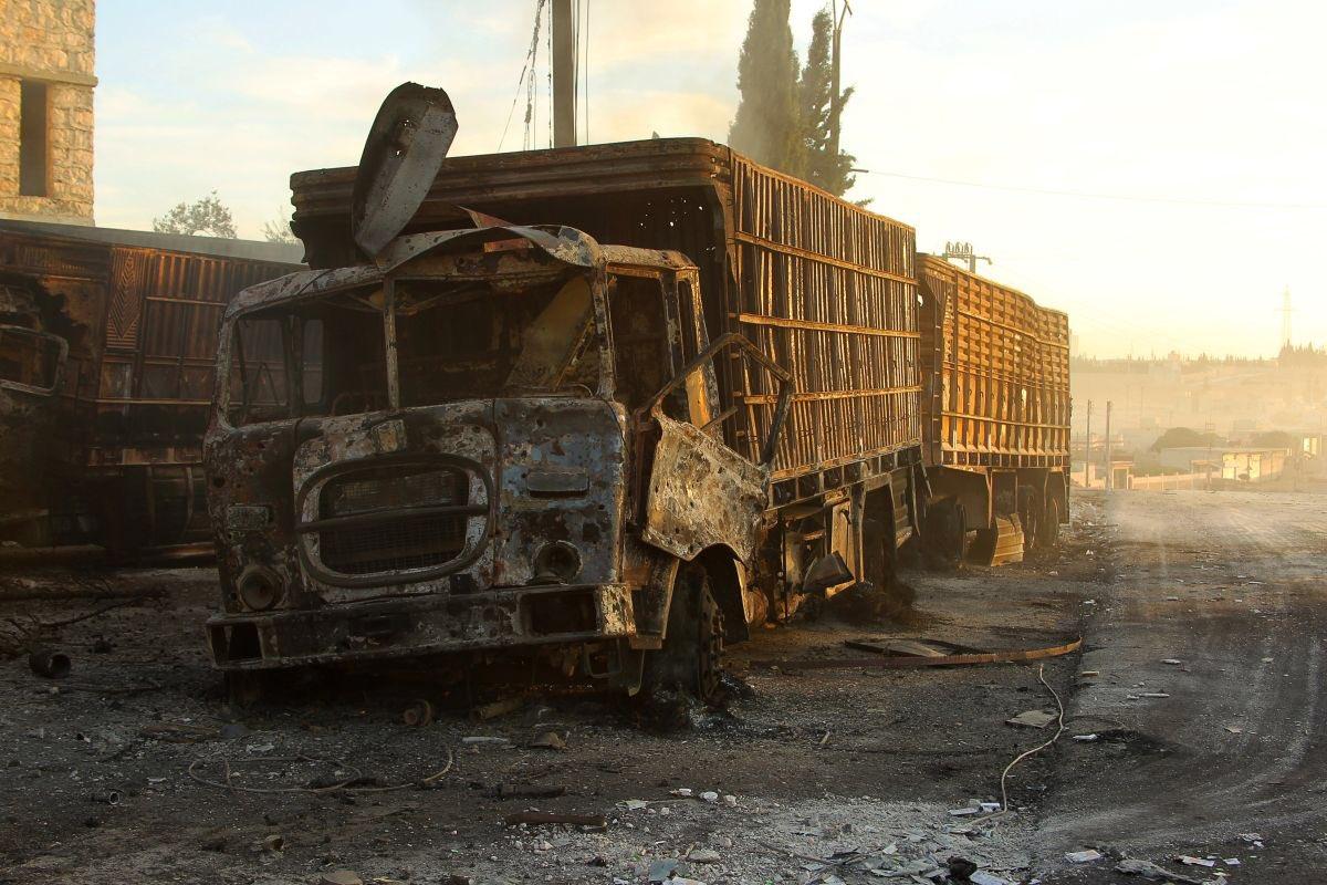 Сирийская оппозиция: мирные переговоры бессмысленны из-за России - Цензор.НЕТ 6395