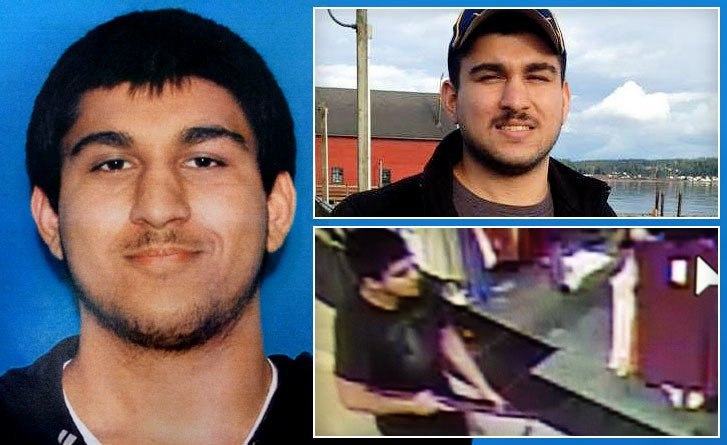 Washington mall shooting suspect captured after 24-hour manhunt