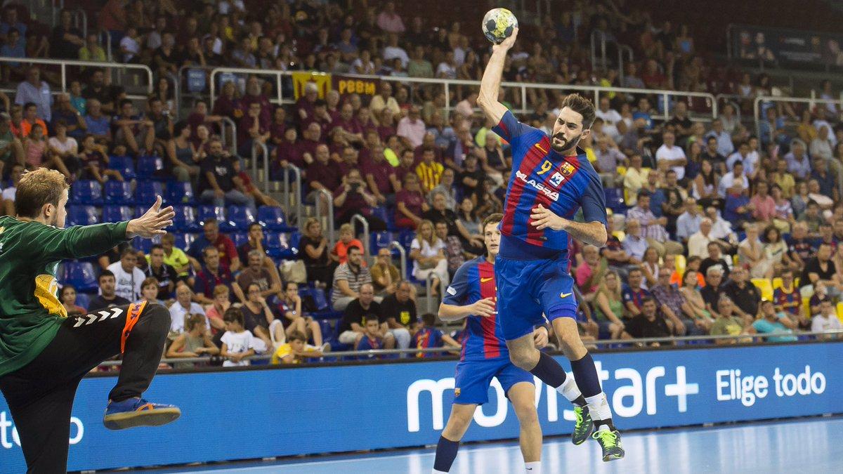 barcelona handball