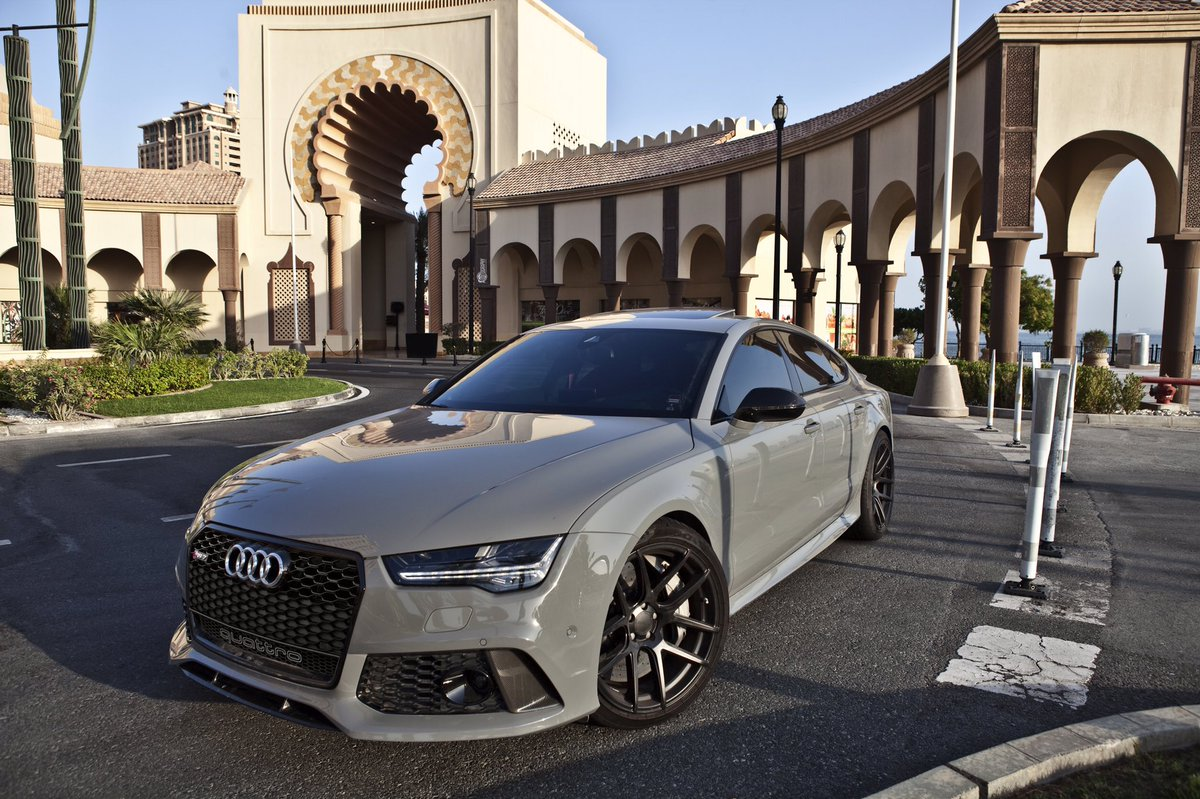 Auditography On Twitter The Mighty Nardo Gray Rs7 Audi