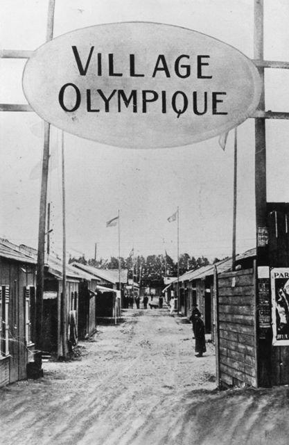 Image result for villa olimpica 1924