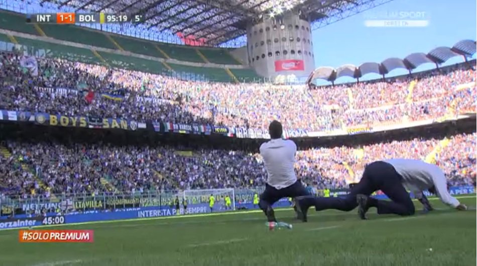 INTER BOLOGNA 1-1 Video Highlights e Tabellino della partita