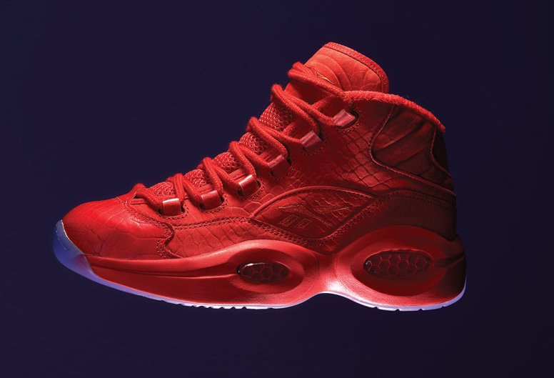 Teyana Taylor Reebok Question Mid. Detailed pics and release info https://t.co/MQk2MAVKh9 https://t.co/LaOO1Wg4bC