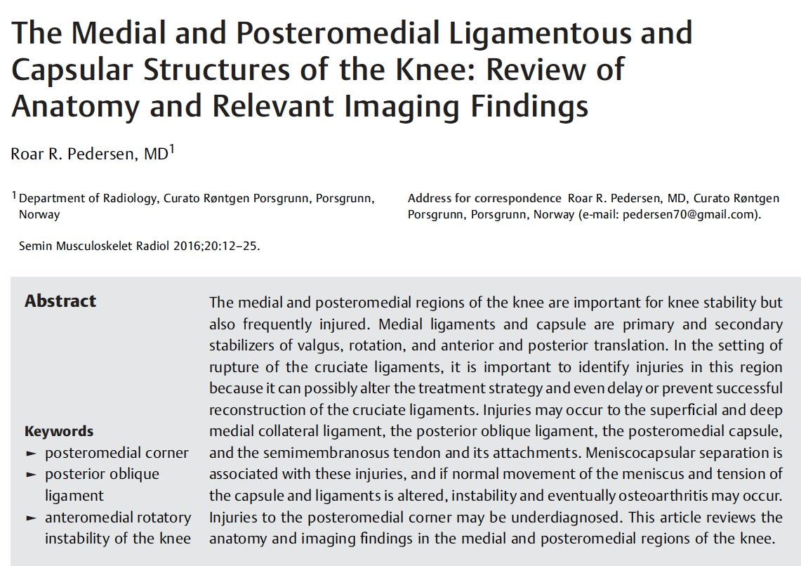 Ara Kassarjian On Twitter Excellent Article On Medial And