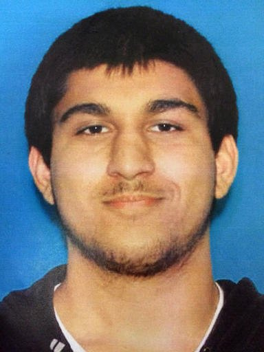 Police: Washington mall deadly mass shooting suspect appeared 'zombie-like' at arrest.