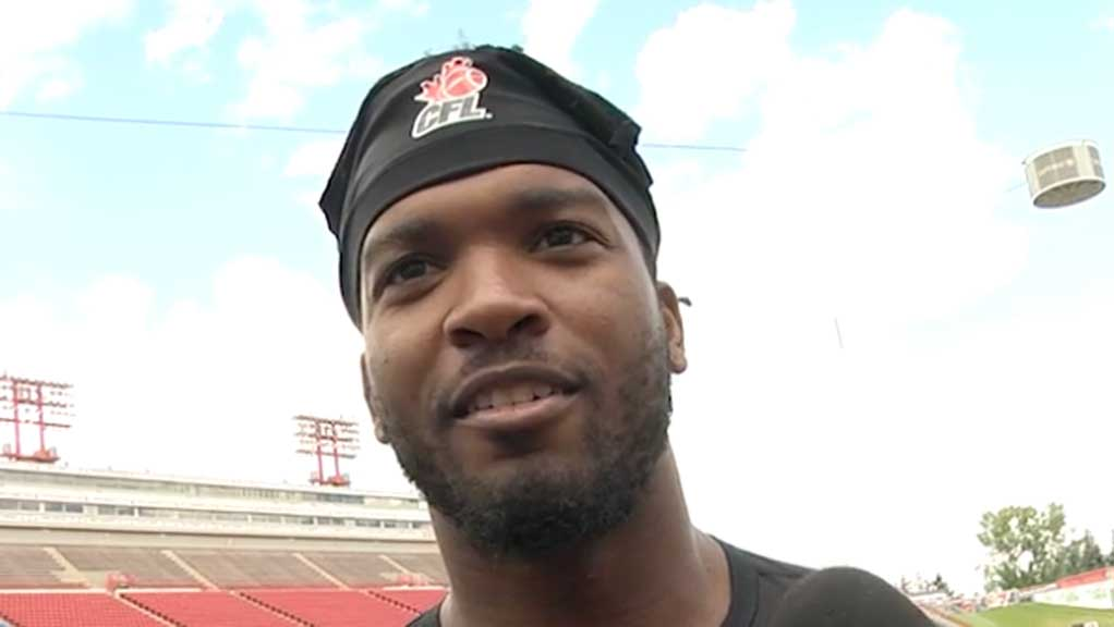 Stampeders mourn the death of Mylan Hicks → https://t.co/gxKc1owfdY https://t.co/e6b7DHkg7s
