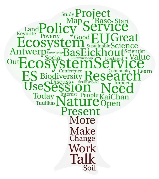 Thumbnail for European Ecosystem Services 2016