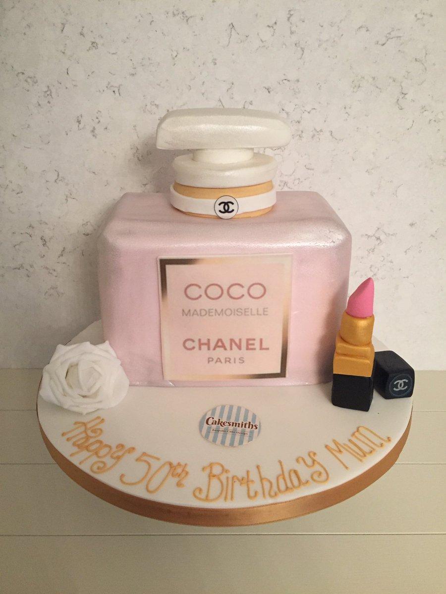 Surprising Cakesmiths On Twitter Coco Mademoiselle Perfume Cake Funny Birthday Cards Online Necthendildamsfinfo
