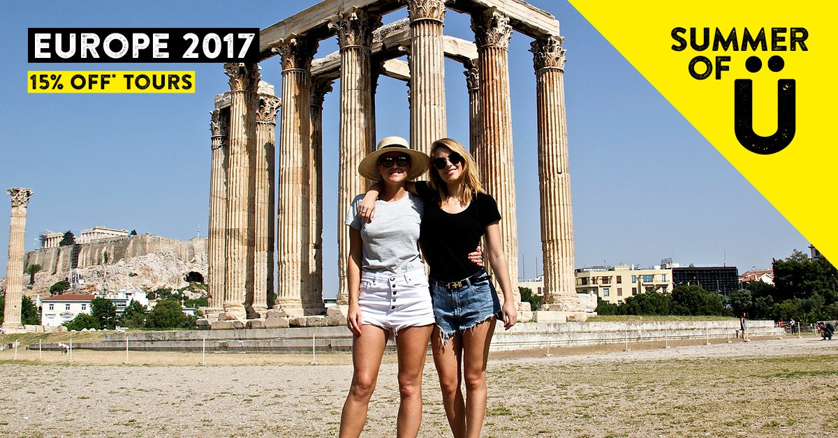 NOW is the best time to book your 2017 #Europe #summer trips, SAVE on #Contiki & #Topdeck https://t.co/Xp03rdQth1 https://t.co/Jsu439CHvs