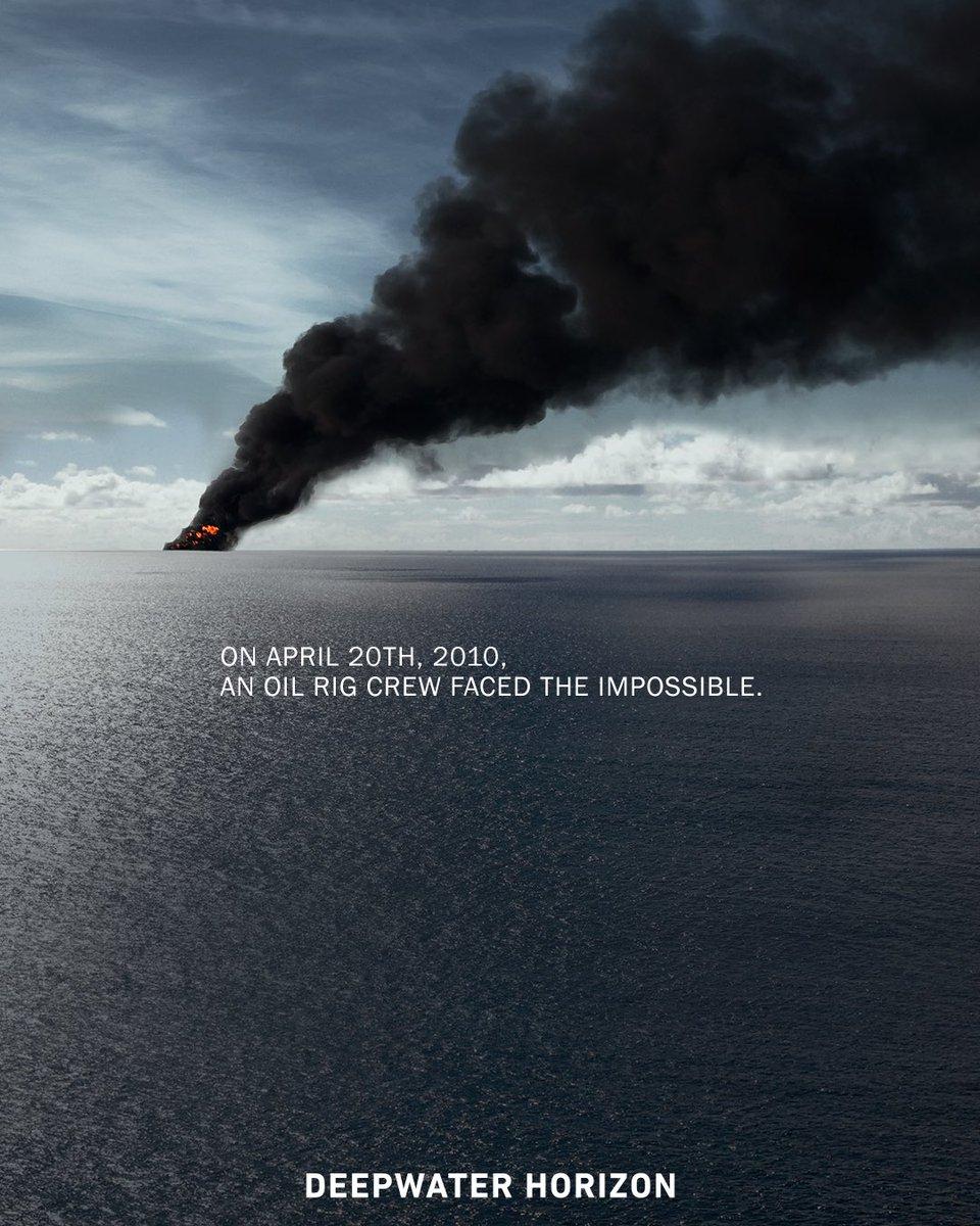 Deepwater Horizon on Twitter: