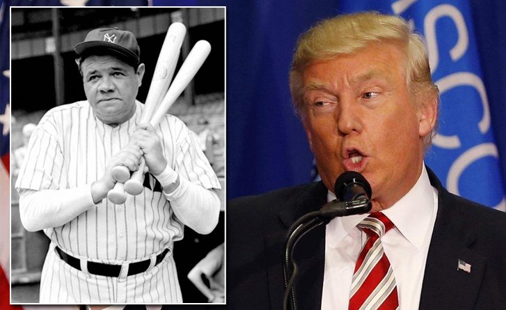 """THE GREAT SCAM-BINO? Donald Trump's campaign manager called him """"the Babe Ruth of debating"""""""