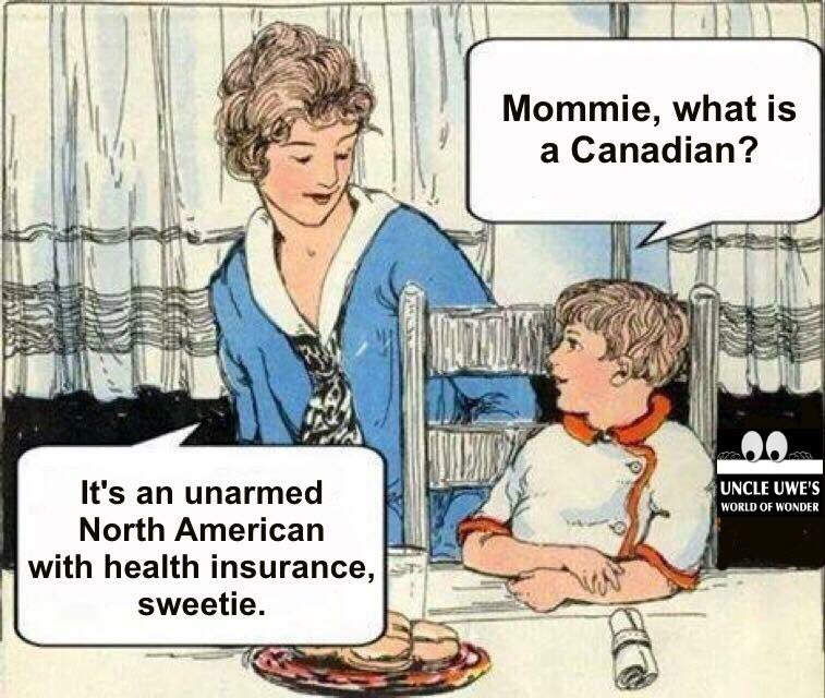 Image result for mommy what is a canadian
