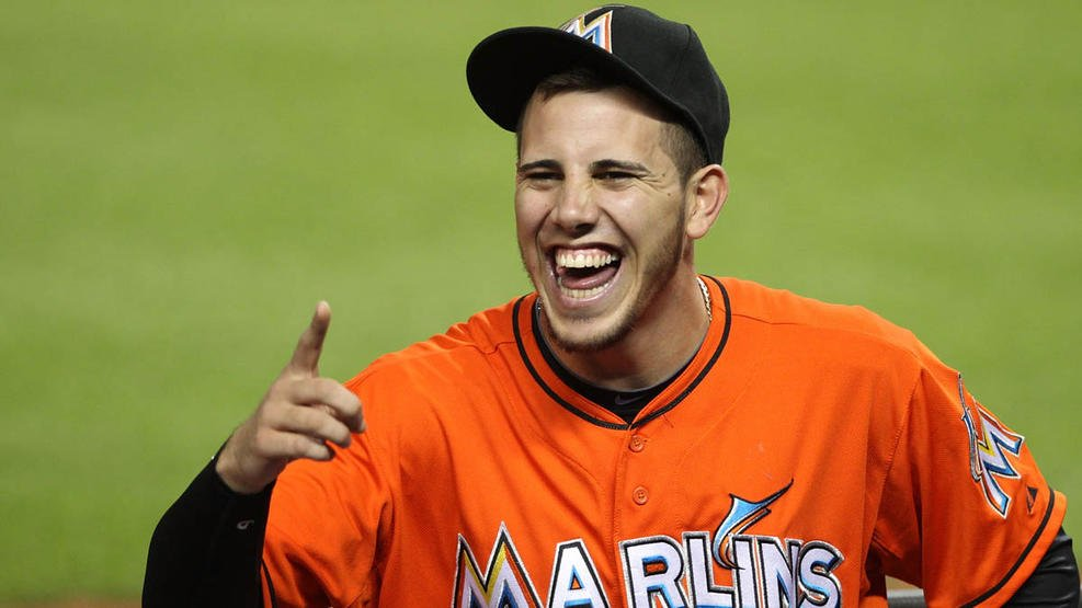 Marlins pitcher Jose Fernandez's career in photos