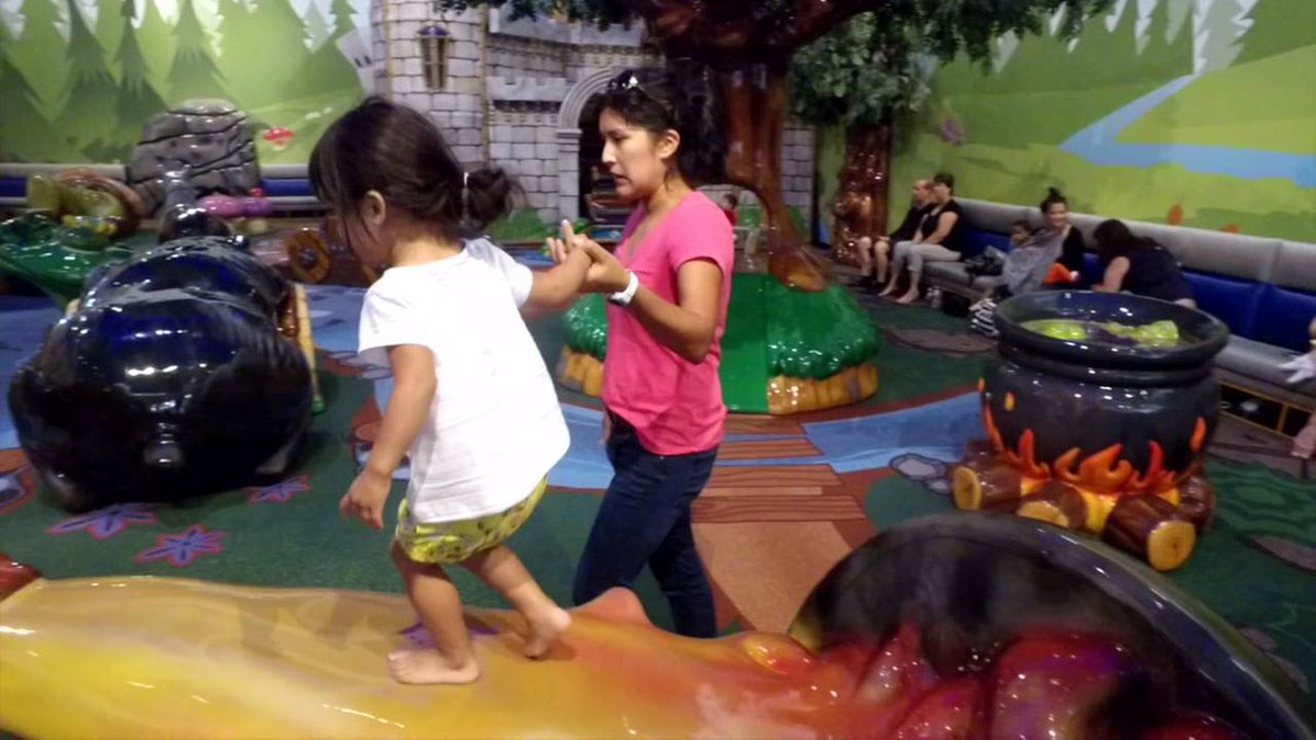 DidYouKnow Houston is home to the world's largest indoor playground for children.